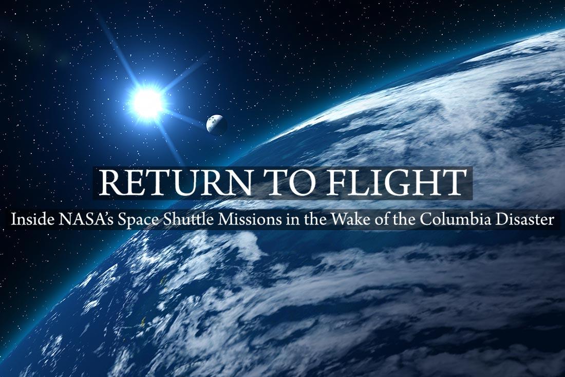 Return to Flight | Dr. James F. Peters