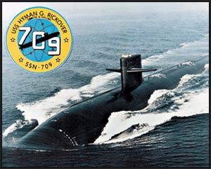 USS Hyman G. Rickover (SSN-709)