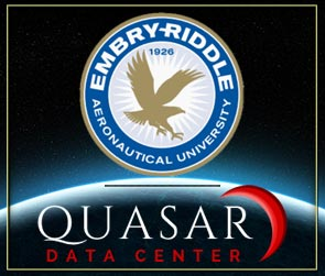 Quasar | Embry-Riddle | Dr. James F. Peters